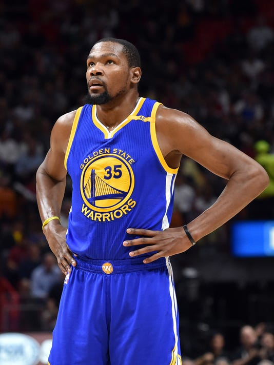 Warriors Kevin Durant To Play Saturday Without Minutes