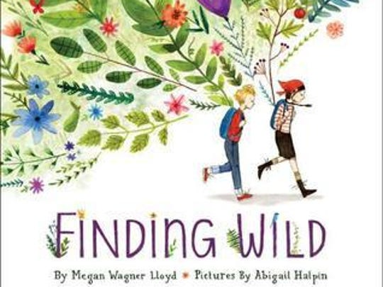 'Finding Wild' by Megan Wagner Lloyd