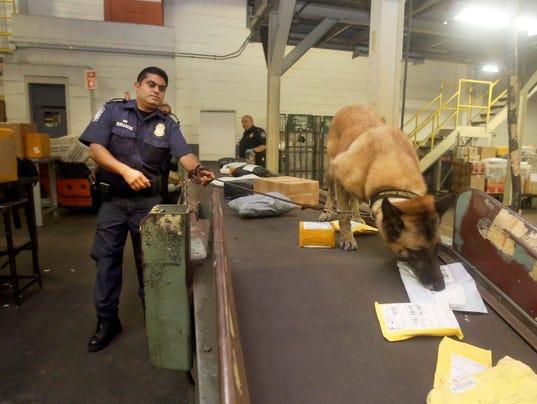 USP NEWS: JFK INTERNATIONAL AIRPORT MAIL FACILITIE USA NY