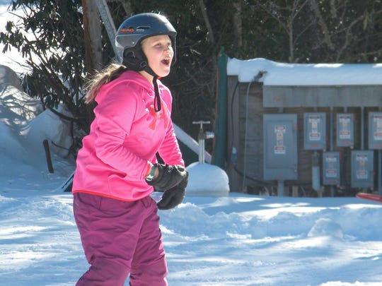 Sapphire Valley Ski Resort in Jackson County offers affordable ski lessons and lift tickets for children.