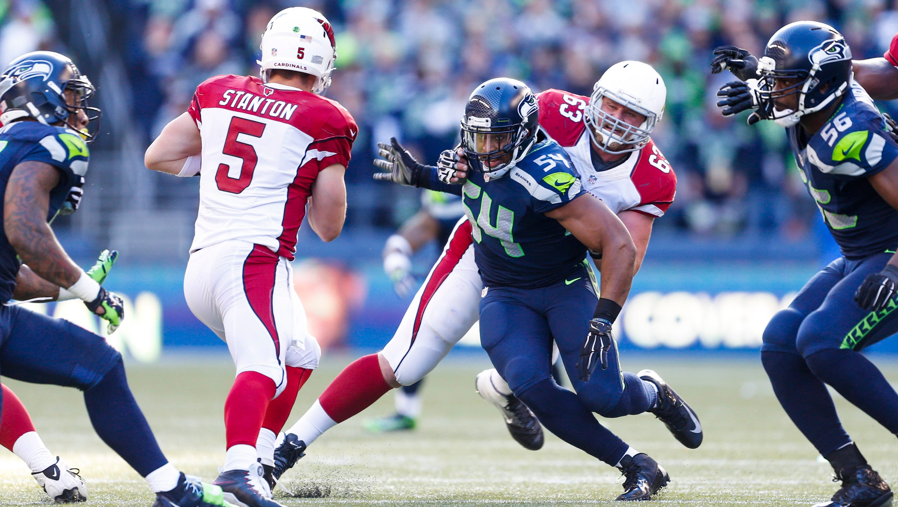 Bobby Wagner the Russell Wilson of Seahawks defense