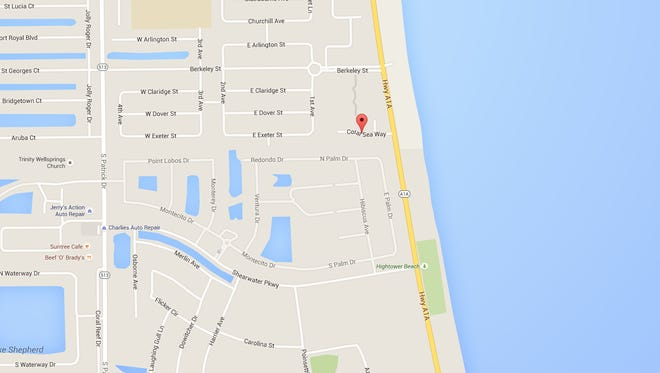 A fatal crash occurred on SR A1A near Coral Sea Way in Satellite Beach.