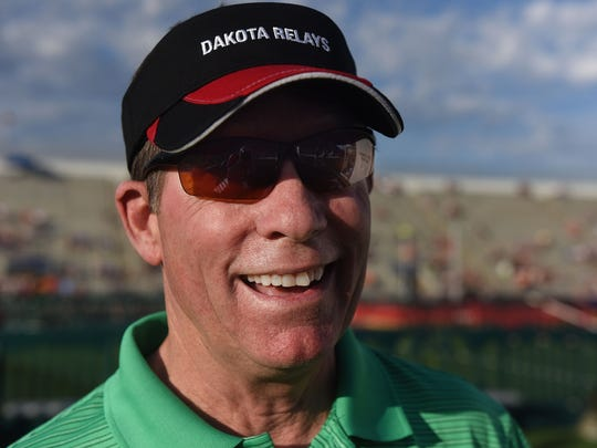 Rick Hanson, volunteer