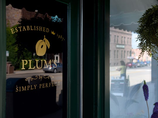 A look inside Plum's Cooking Company in the 8th and