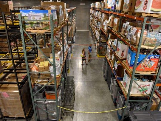 Feeding South Dakota's new 45,000-square foot building