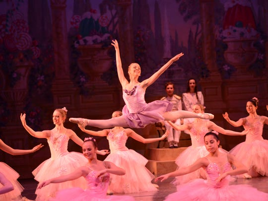 "Ballet Mississippi's ""The Nutcracker"" is a perennial holiday favorite."