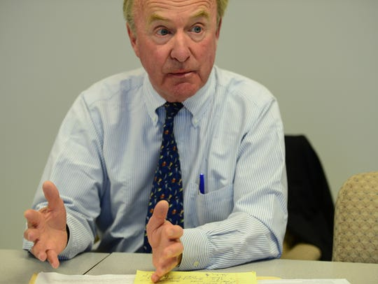 Rep. Rodney Frelinghuysen has served in the House of