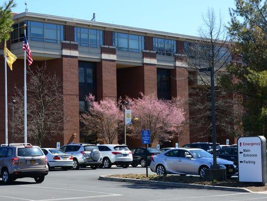 The Valley Hospital in Ridgewood.