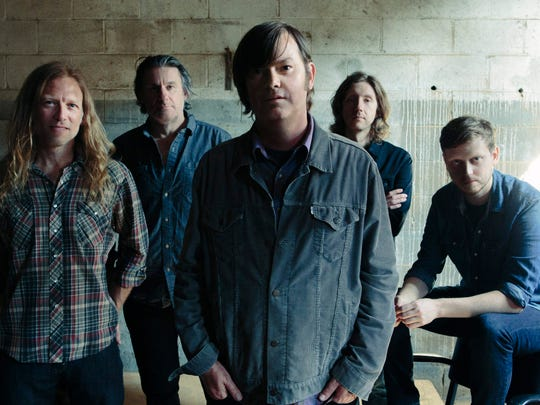 Son Volt plays Lafayette's on Wednesday.