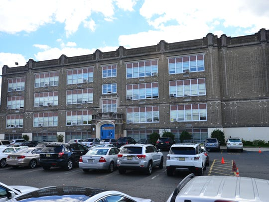 Eastside High School in Paterson.