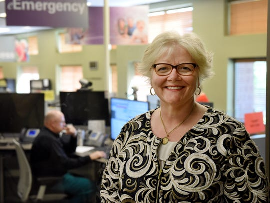 Deanna Larson, CEO of Avera eCARE poses for a portrait last week.