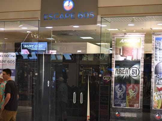 Escape 605, which opened July 27 in the Empire Mall,