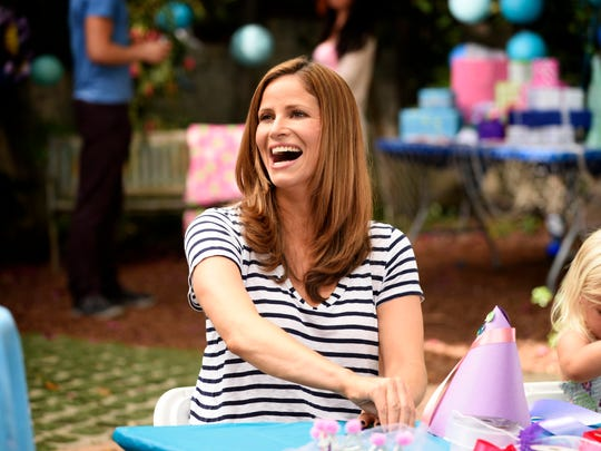Andrea Savage as Andrea on 'I'm Sorry.'