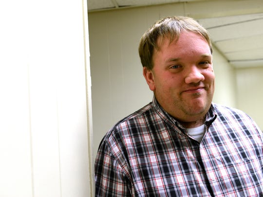 Justin Smith is running as a Republican for Fremont City Council's First Ward seat.