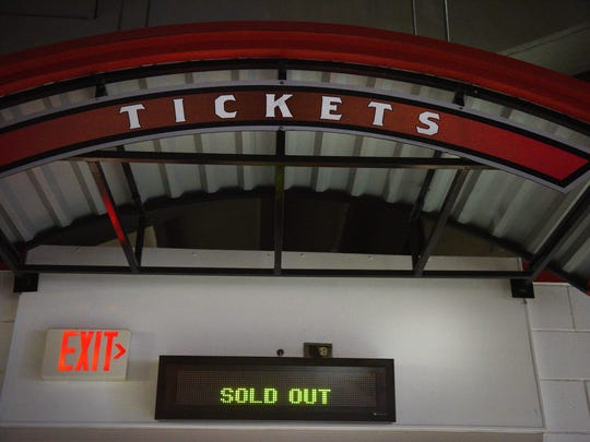 Tickets are sold out for the SDSU vs. USD game Saturday,