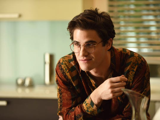 Darren Criss as Andrew Cunanan in 'The Assassination