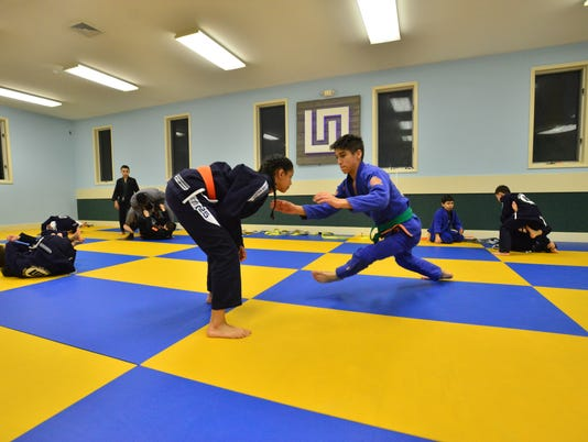 Jiu Jitsy School in Totowa