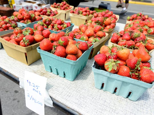 The next Downtown Fremont Farmers Market will be held from 9 a.m. to 1 p.m. on July 21.