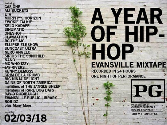 A Year of Hip-Hop