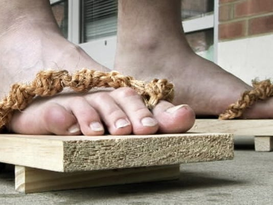 Are your toes ready for warmer weather? FILE - DAILY RECORD/SUNDAY NEWS