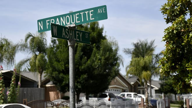 Neighbors near the 300 block of West Ashley Street in Farmersville are putting together the pieces after a suspected murder-suicide on Saturday night.