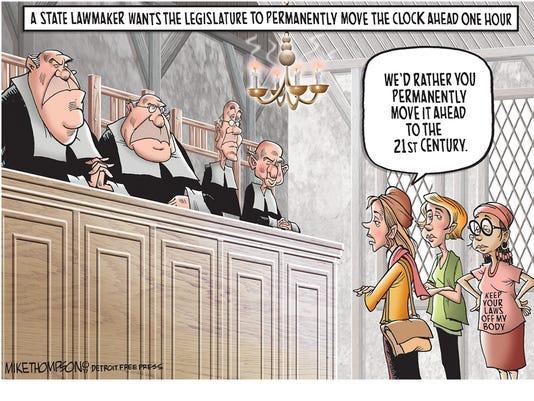 Michigan's regressive lawmakers
