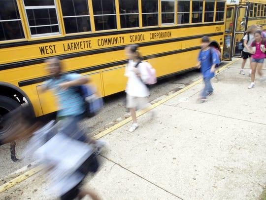 West Lafayette schools