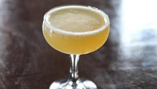 Cheshire, where this cocktail was served, wil be one of the participants in the Rochester Cocktail Revival.