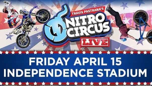 Nitro Circus Promo