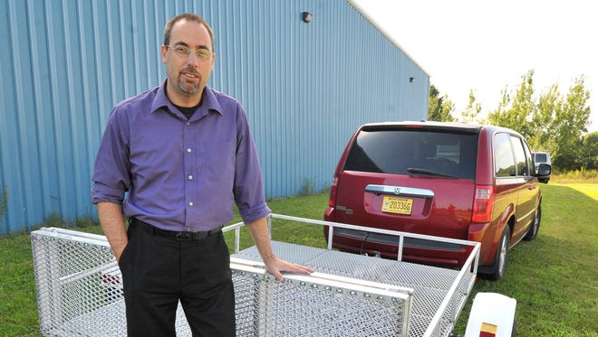 Tow-Mate USA officially opened its doors in May with owner Joe Grape running the business out of an office at his home.