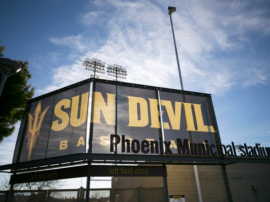 ASU Baseball media day