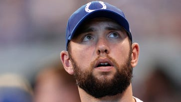 Andrew Luck to return to Indy, resume throwing again
