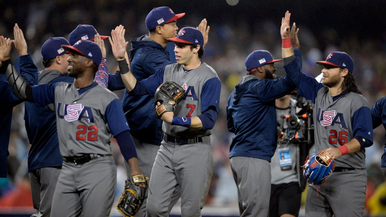 USA TODAY Sports' Jorge L. Ortiz breaks down Team USA's win over Japan and previews Wednesday's championship game matchup between the U.S. and Puerto Rico at Dodger Stadium.