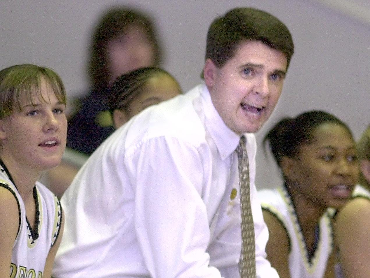 Steve Patterson has taken three different teams to the state tournament on seven different occasions.
