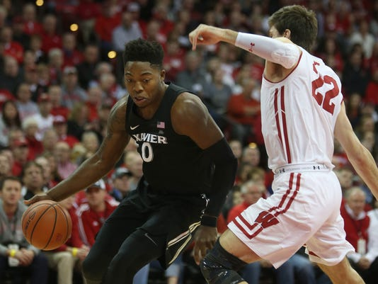 NCAA Basketball: Xavier at Wisconsin