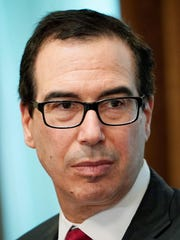 """These are complicated legal issues and I think it is more important to the American taxpayers that we get this right than we hit an arbitrary deadline,"" Mnuchin said. ""I would just emphasize this is a decision that has enormous precedence in terms of potentially weaponizing the IRS."""