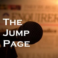 """The Jump Page"" is hosted by Andy Fitzpatrick and Jennifer Bowman."