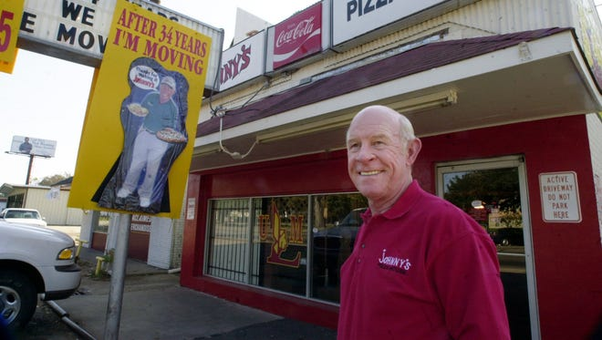 Johnny Huntsman opened this first location on DeSiard Street in 1967. The original store was closed in 2001.