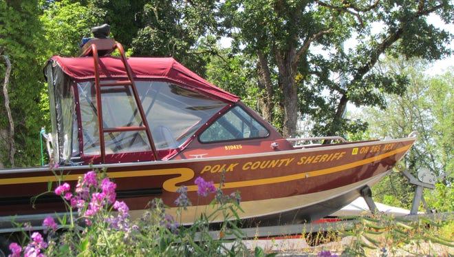 Polk County Sheriff's Marine Patrol.