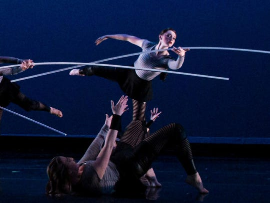 Icarus Rising, a new dance-opera by Verlezza Dance, will receive its world premiere at Raritan Valley Community College in Branchburg as part of DanceWorks, slated for Dec. 1 and 2.