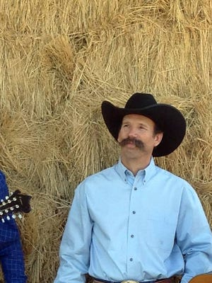 The Cowboy Way is, from left, Doug Diggs, Jim Jones and Mariam. They will give a free concert at 6 p.m. on Thursday, at the Luna Rossa Winery, 3710 W. Pine St.