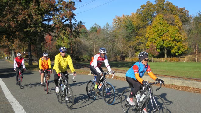 This ride passes through many beautiful and historic Bergen County towns.