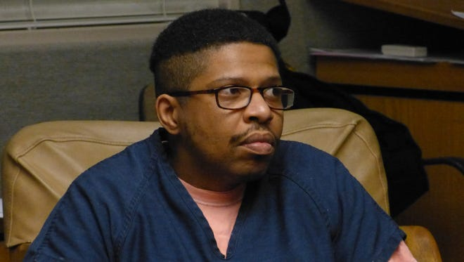 Freddie Alexander Smoke III takes a plea bargain Tuesday in Shasta County Superior Court.