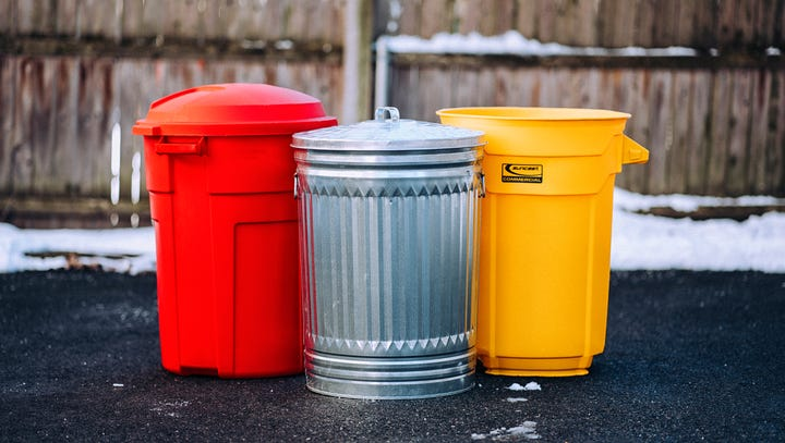These are the best outdoor trash cans available today.