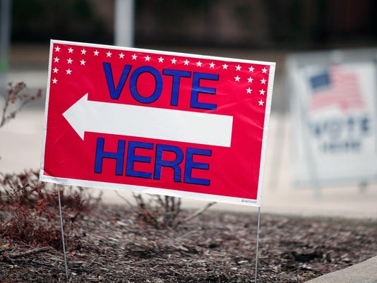 Michigan Voters Head To The Polls For The State's Primary
