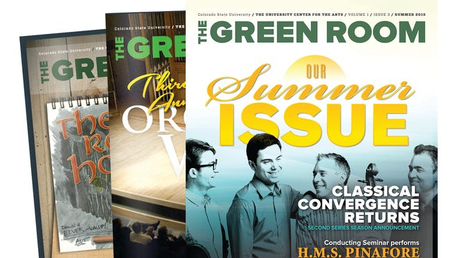 The Green Room, a new online magazine