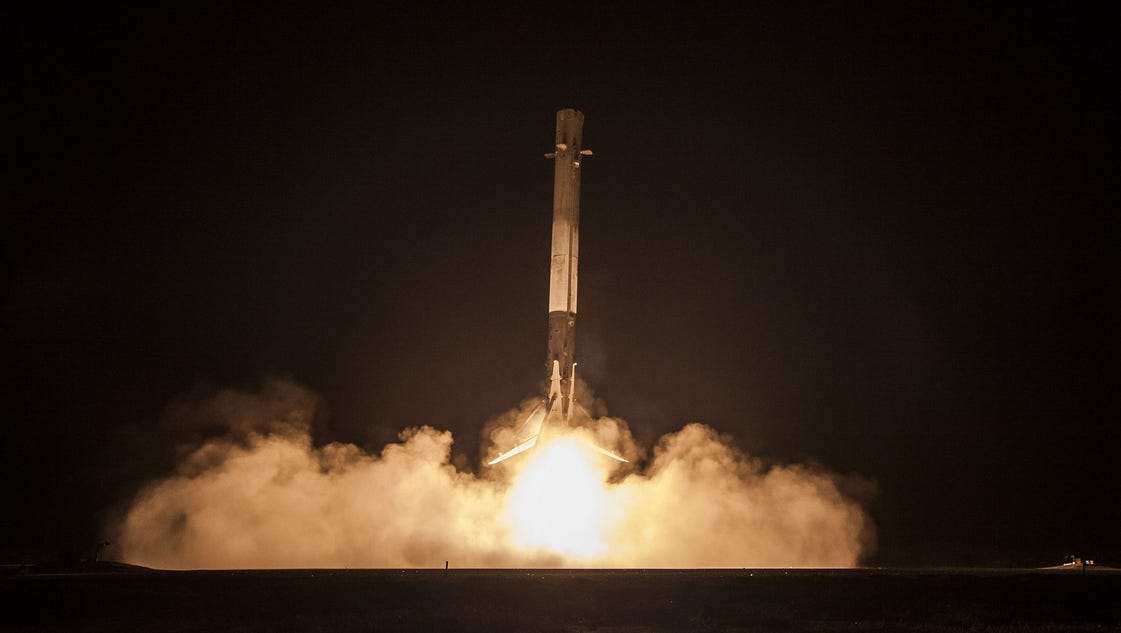 How to watch Monday's early SpaceX launch to ISS and landing