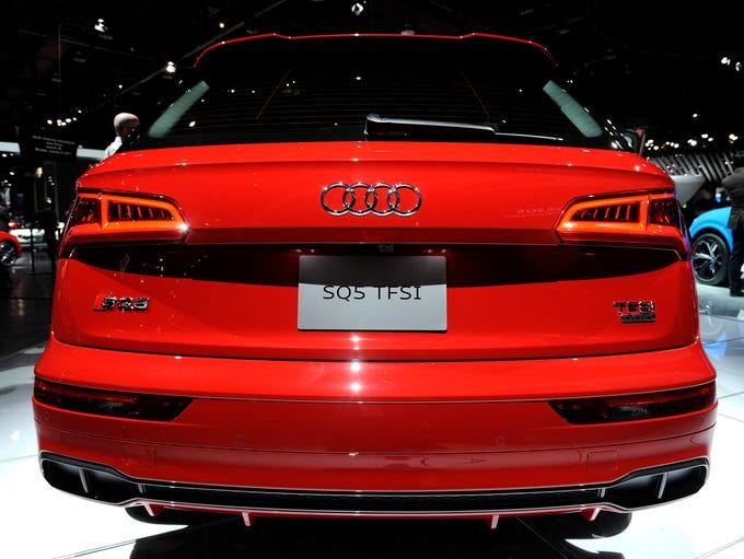 Audi Shows Q8 Concept S5 Cabriolet