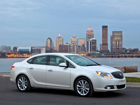 Buick Smart To Trade Up From Verano To Suv