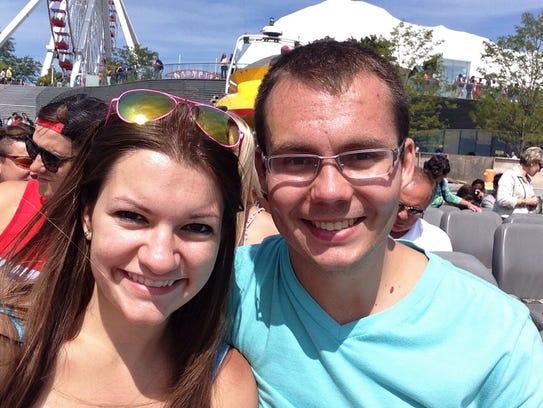 Courtney Stachowiak and Mark Radek are getting married